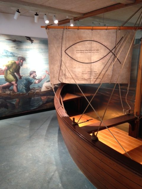 Neugestaltung der Erlebnisausstellung zur Bibel im Bibelzentrum in Schleswig