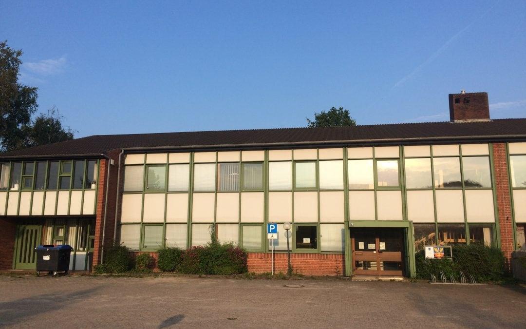 Umbau und Modernisierung des ehemaligen Amtshauses zu einem barrierefreien Gesundheitshaus in Fleckeby