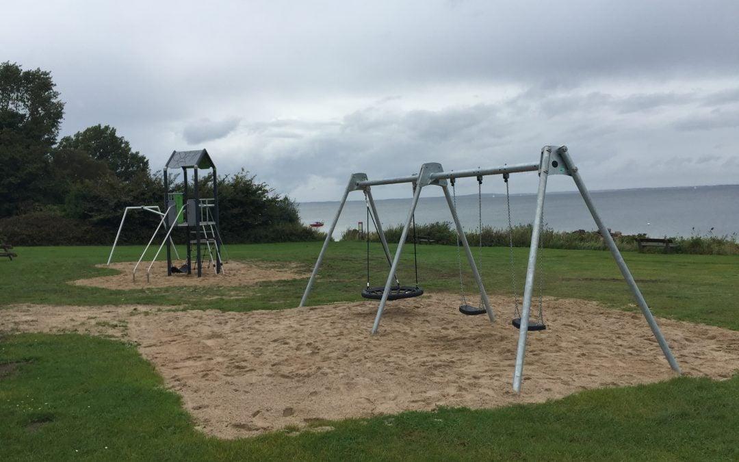 Aufwertung des Spielplatzes am Tourismus-Hotspot Norgaardholz